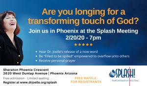 phoenix splash meeting