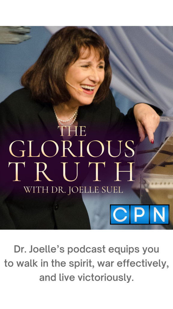 The Glorious Truth Podcast with Dr. Joelle